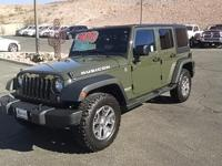 Options:  2015 Jeep Wrangler Unlimited Rubicon|Miles: