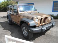 GREAT MILES 14,047! Copper Brown Pearlcoat exterior and