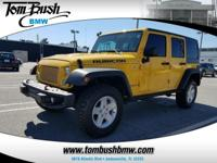Tom Bush BMW/Mini is excited to offer this 2015 Jeep