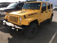 Rubicon Hard Rock Package, Wrangler Unlimited Rubicon,