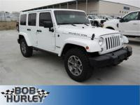 Jeep Wrangler Unlimited Rubicon White 4WDRecent