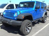 Look at this 2015 Jeep Wrangler Unlimited Unlimited