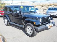 CARFAX 1-Owner, Jeep Certified, Local One Owner, LOW