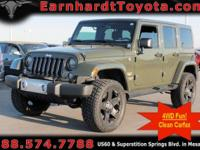 We are pleased to offer you this 2015 Jeep Wrangler