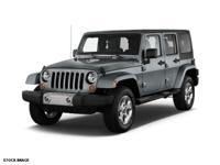 CARFAX 1-Owner, GREAT MILES 21,952! Sahara trim.