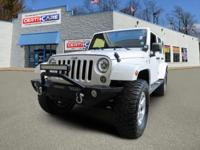 This 2015 Jeep offered at Certicare  Huntington.  The