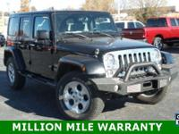 2015 Jeep Wrangler Unlimited Sahara.  Do not want to