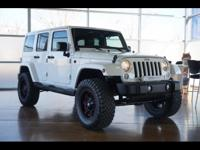 Options:  2015 Jeep Wrangler Unlimited Sahara|Everyday