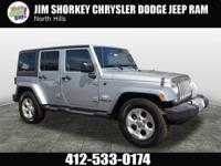 Recent Arrival!** 2015 Jeep Wrangler Unlimited