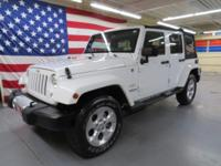 Options:  2015 Jeep Wrangler Unlimited Sahara|We Sell