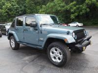 Recent Arrival! 2015 Jeep Wrangler Unlimited Sahara