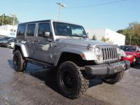 **OSCAR MIKE EDITION**2015 Jeep Wrangler Unlimited
