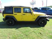 Check out this 2015 Jeep Wrangler Unlimited . Its