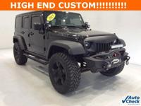 Options:  2015 Jeep Wrangler Unlimited Sport|Black|****