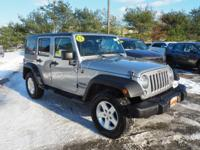 Local One Owner, CARFAX 1-Owner, Jeep Certified, GREAT