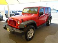CARFAX 1-Owner, ONLY 39,644 Miles! Sport trim. 4x4,