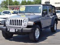 ONE OWNER - 4 WHEEL DRIVE - BLUETOOTH - FOG LIGHTS -