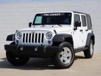*4x4*Aux Input*Bluetooth* This Preowned JEEP is being