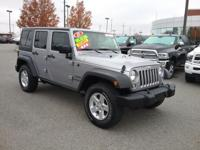 You can find this 2015 Jeep Wrangler Unlimited Sport