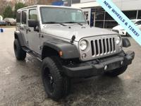 ONE IN A MILLION MONSTER JEEP!!! Dealer Maintained, New