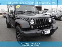 WILLYS EDITION*** HARDTOP*** BF GOODRICH ALL-TERRAIN***