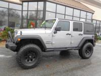 JUST Traded... OFF ROAD.. A MUST See!!  2015 JEEP