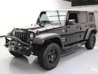 2015 Jeep Wrangler with 3.6L V6 Engine,Automatic