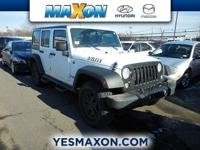 This 2015 Jeep Wrangler Unlimited Willys Wheeler is