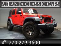 Options:  2015 Jeep Wrangler Unlimited Sport Hard To