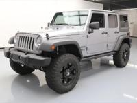2015 Jeep Wrangler with 3.6L V6 Engine,Leather