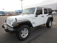 Designed with a spacious interior this  2015 Jeep