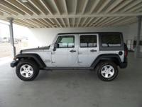 Drivers wanted for this sleek and seductive 2015 Jeep