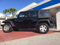 ** One of Lowest Miles in Area * 4 DOORS **** 2015 Jeep