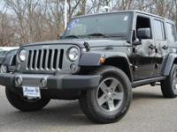 - This 2015 4 wheel drive (4wd) Jeep Wrangler Unlimited