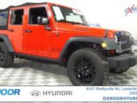 New Price! Jeep Wrangler Unlimited Sport Priced below
