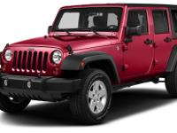 Options:  2015 Jeep Wrangler Unlimited Sport|Miles: