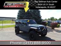 Sport trim. Ray Skillman Certified, Excellent
