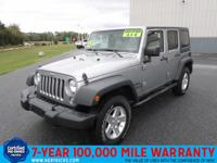 You can find this 2015 Jeep Wrangler Unlimited 4WD 4dr