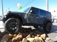 (512) 948-3430 ext.754 This Jeep already and lift and
