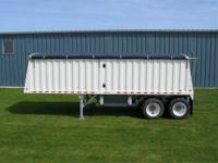2015 Jet Trailers 26ft Steel Grain Trailer 26ft Steel