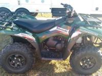 2015,EFI,POWER STEERING,V TWIN 4 STROKE,GREAT RUNNING
