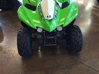 Make: Kawasaki Mileage: 1 Mi Year: 2015 Condition: New