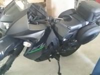 New condition 2015 KLR 650. Serviced at 300 miles. Over