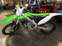 2015 Kawasaki KX250F Thats right Only $5999.00 and no