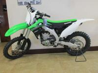 2015 Kawasaki KX450F WE ARE the #1 KAWASAKI DEALER IN