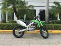 2015 Kawasaki KX450F BRAND NEW 2015!! Financing is