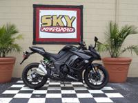 (863) 261-8263 ext.12 You can own a 2015 Kawasaki Ninja