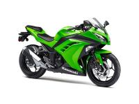 the well-respected and highly capable Kawasaki Ninja