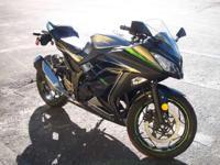 2015 Kawasaki Ninja 300 SE, 2015 Kawasaki Ninja 300 SE