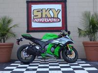 (863) 261-8263 ext.157 2015 Kawasaki Ninja ZX-10R 30th